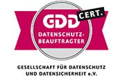 Logo unseres Partners Gesellschaft für Datenschutz und Datensicherheit GDD
