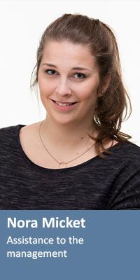 Nora Micket, fox-on Datenschutz GmbH
